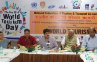 National Conference on Global Tourism at Marwah Studios
