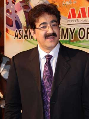 Sandeep Marwah Will be honored by The Prime Minister of Tibet