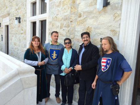 NFTC Extended Friendship to City of Miskolc at Hungary