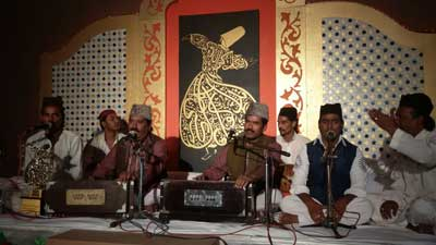 Curtain Raiser for 4th International Sufi Festival AjmerCurtain Raiser for 4th International Sufi Festival Ajmer
