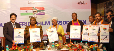 Indo South African Film Association Enters 7th Global Film Festival Noida