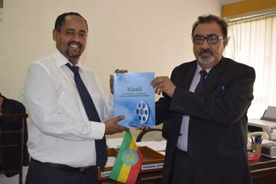 ICMEI Created Committee on Ethiopia
