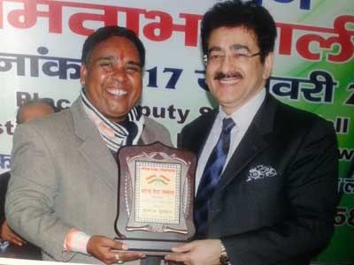 Sandeep Marwah Honored For His Contribution to Literature