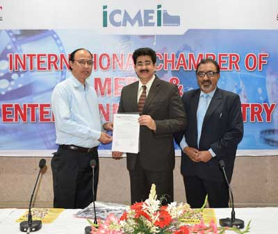 Indo Moroccan Joint Venture For Film Signed