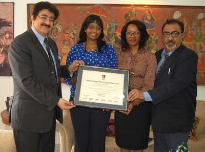 ICMEI Join Hands With Botswana For Media Activities