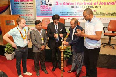 Documentary Film Festival Opened at 3rd Global Festival of Journalism