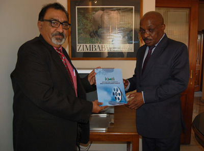ICMEI Join Hands With Country of Zimbabwe