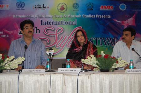 4th International Sufi Festival in Noida