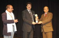 Sandeep Marwah Honored by 3rd Delhi International Film Festival