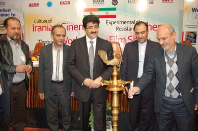 Iranian Cultural Week Started at Marwah Studios With Pomp And Show