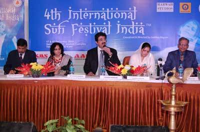 4th International Sufi Festival Inaugurated at Noida Film City