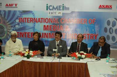 Media & Entertainment Committee of IACC Calls For World Meet In Media