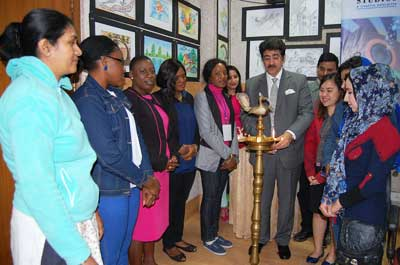 ICMEI Invited Delegates From 21 Nations to Start World Media Interaction