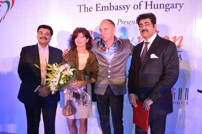Indo Hungarian Ties Now Better And Bigger– H.E. Szilveszter Bus