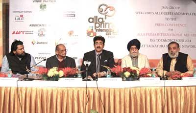 Alla Prima- From 11th November in Delhi