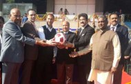 Maitri Cup Football Tournament Inaugurated at Delhi