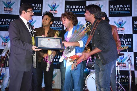 Astitva- A Musical Group Won Hearts at 7th Global Film Festival Noida