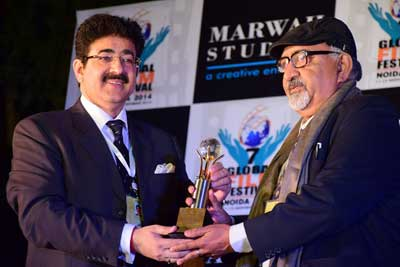 Ashok Tyagi Honored With Excellence In Cinema Award at 7th GFFN