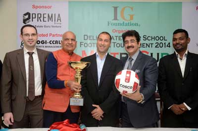 Sport Has to be Part of Our Regular Life- Sandeep Marwah