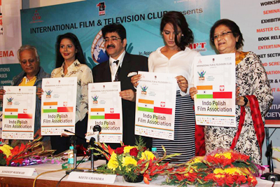 7th GFFN Paid Gratitude to Indo Polish Film Association