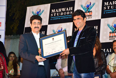 Uttar Kumar Honored With IFTC Membership at 7th GFFN