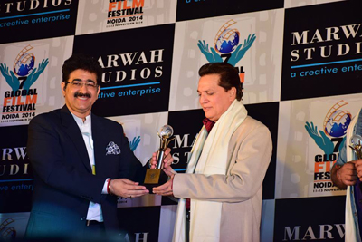 Jatin Pandit Honored With Excellence in Cinema Award at 7th GFFN