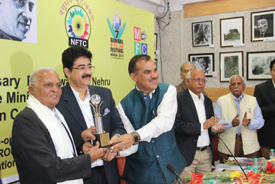 V.R. Patel Honored at 7th International Conference on Cooperatives