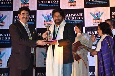Vivek Agnihotri Honored Excellence In Cinema Award at 7th GFFN