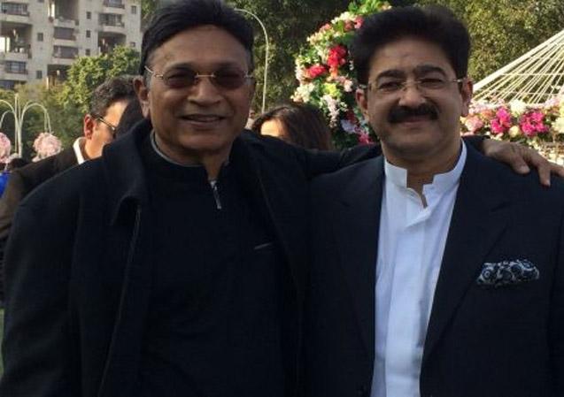 Sandeep Marwah Honored
