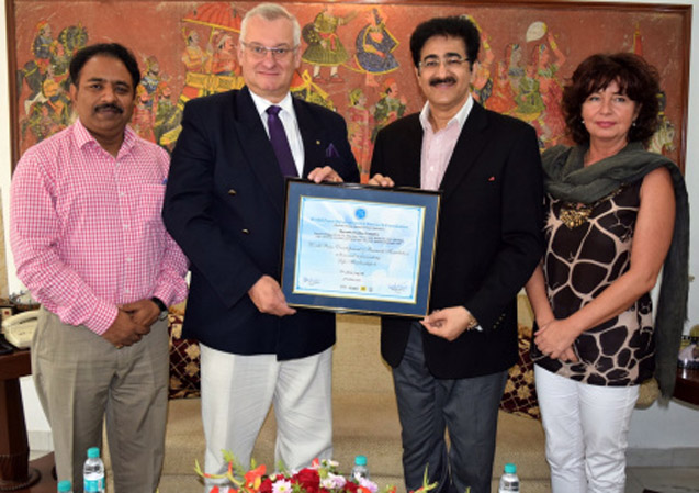 ICMEI Join Hands With SABITA