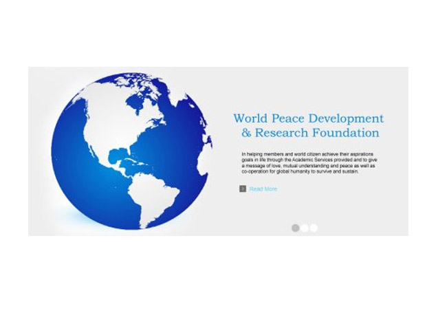 World Peace Development And Research Foundation