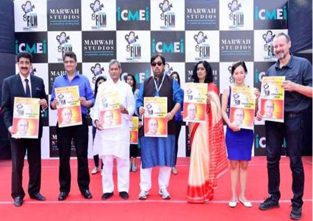 Sardar Patel Was Remembered at 8th Global Film Festival Noida
