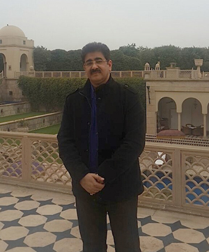 Agra Will Remain on The World Map For Ever- Sandeep Marwah