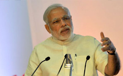 Service Sector Needs Promotion In India- Narendra Modi