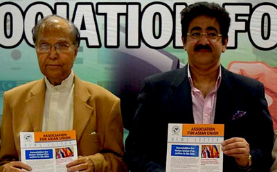 ICMEI Constituted New Committee of Diplomatic Corps