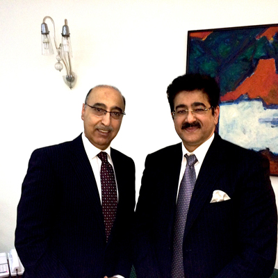 Art And Culture Can Bring Back Love And Affection- Sandeep Marwah