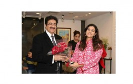 Art has to be part of Life- Sandeep Marwah