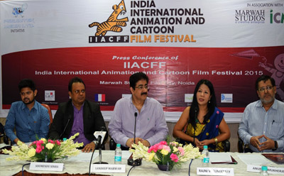 IIACFF- Animation Film Festival Fixed For October