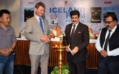 Festival Of Films From Iceland at Marwah Studio