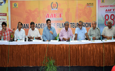 Media Training of 88th Batch of AAFT Commenced