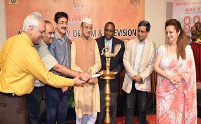 88th Batch of AAFT Inaugurated By Dr. Bhisham Narain Singh