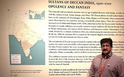 India Is Well Appreciated At Metropolitan Museum of Art