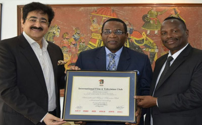 ICMEI And Malawi Will Work Together For Promotion of Arts