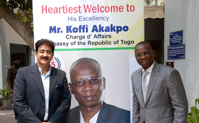 ICMEI And Country of Togo Will Start Cultural Assimilation