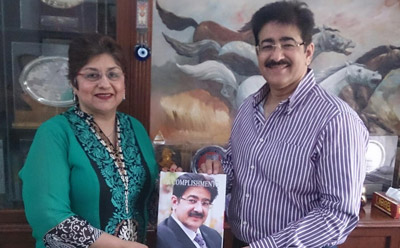 Sandeep Marwah Is A Living Legend-An Institution in Himself
