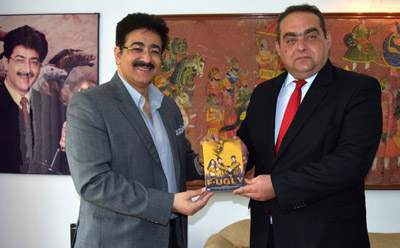 ICMEI And Romania Will Promote Culture Together