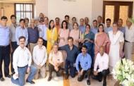 Old Students Meet of Sardar Patel Vidyalaya at New Delhi