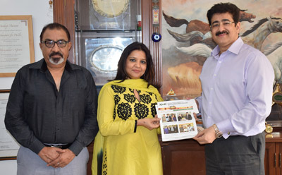Babita Saxena Nominated Chairperson of Event Committee at ICMEI