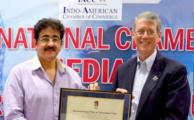 Interaction Program With Randall Feldman At IACC