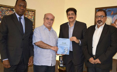 ICMEI Will Work Together With Republic of Mozambique